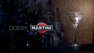 Imager Martini cocktails