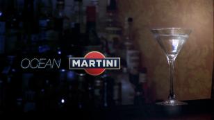 ocean martini